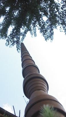 Camel Buckley. Garden Tower. Curated by Matt Morris.