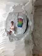 Sabina Ott Chicago Art Expo (Emmita)